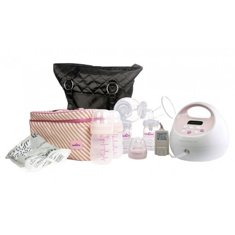 Spectra S2 Double Electric Breast Pump with Tote and Cooler