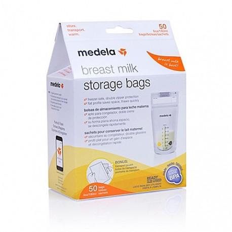 T Milk Storage Bags Medela 6 Oz