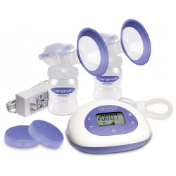 Lansinoh Signature Pro Double Electric Breast Pump With Bag
