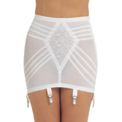 Rago Open Bottom Firm Shaping Girdle Style 1359