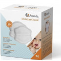 Ameda MoistureGuard Disposable Nursing Pads, 50 Count
