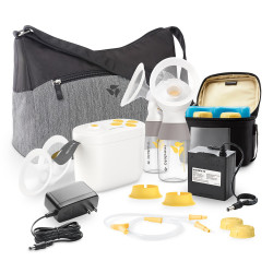 Medela Pump In Style with MaxFlow Double Electric Breast Pump With Bag