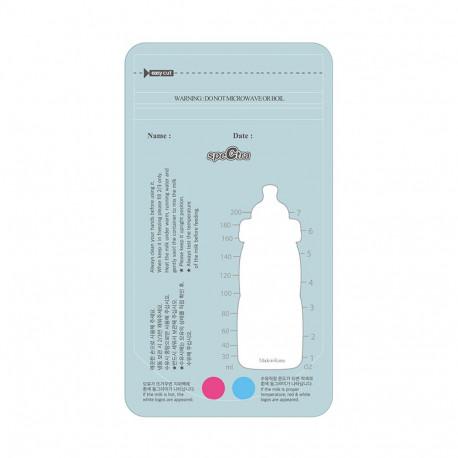 Spectra Disposable Presterilized Breast Milk Bags, 30-Count
