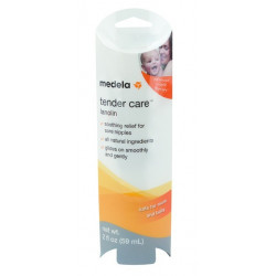 Medela Tender Care Lanolin 2 oz tube