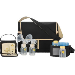 Medela Pump in Style Advanced Breast Pump - The Metro Bag