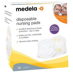 Medela Disposable Bra Pads 30 ct.