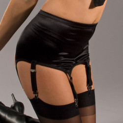 Rago Six Strap Soft Shaping Garter Belt